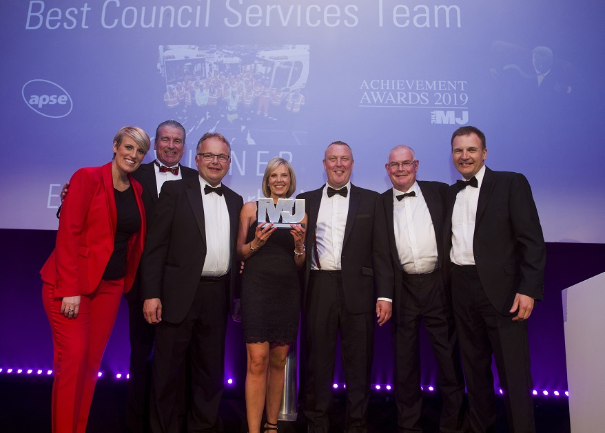 Best Council Services - East Riding of Yorkshire Council - Waste (Sponsor: APSE)