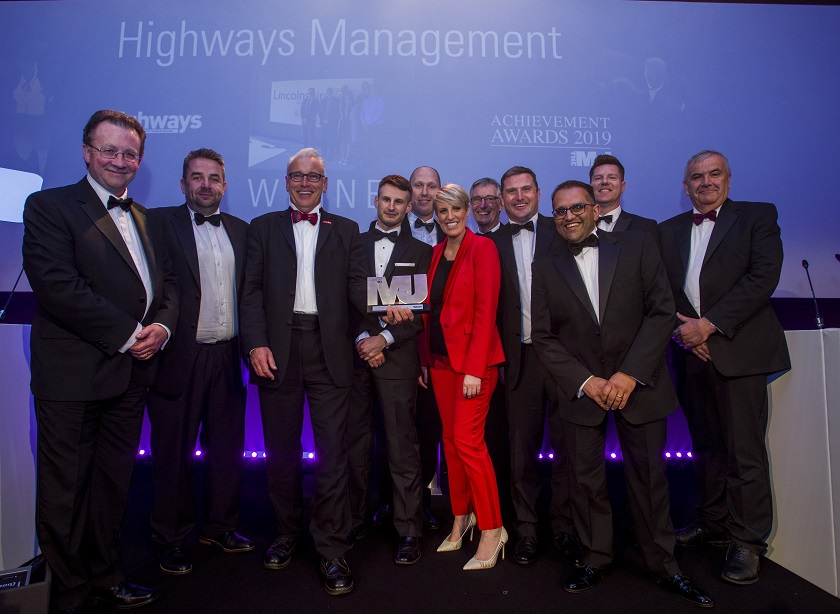 Highways Management - Lincolnshire County Council (Sponsor: Highways Magazine)