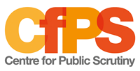 Centre for Public Scrutiny logo