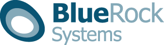 Blue Rock Systems logo